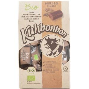 Caramele bio cu cacao si ciocolata FARA GLUTEN 120g - Savitor