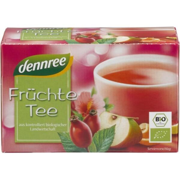 Ceai bio de fructe 40g - Dennree