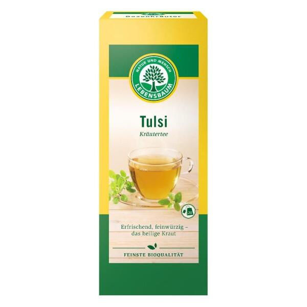 Ceai bio Tulsi Busuioc Indian 30g - Lebensbaum
