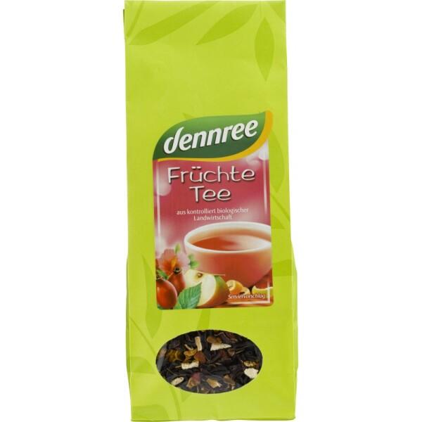 Ceai de fructe ecologic 100g - Dennree