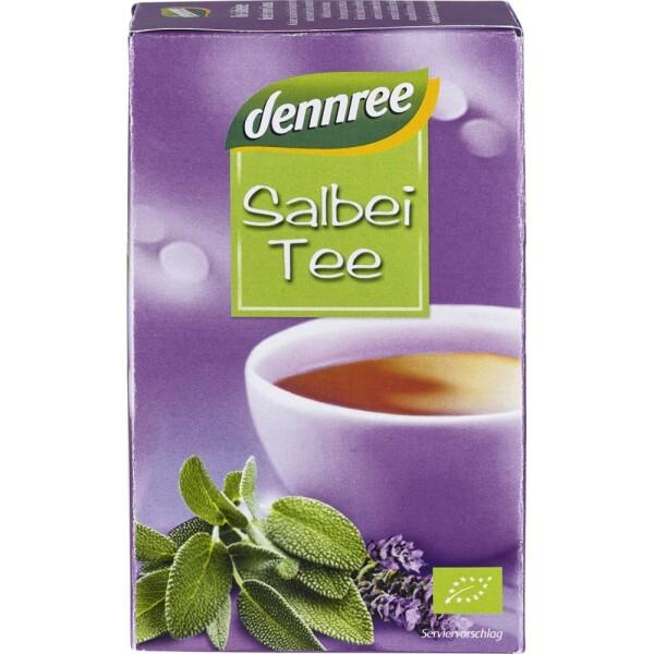Ceai de salvie bio 30g - Dennree