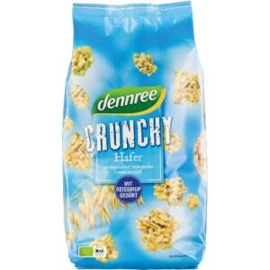 Cereale crocante din ovaz 750g - Dennree