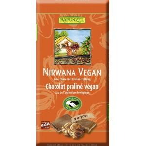 Ciocolata bio Vegana Nirwana 100g - Rapunzel