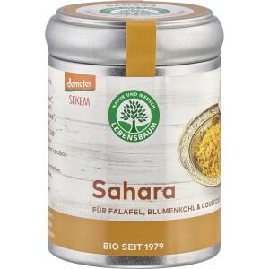 Condiment Sahara pentru falafel si cous cous 65g - Lebensbaum