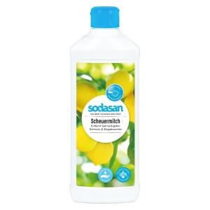 Crema abraziva pentru curatare fara zgarieturi 500ml - Sodasan