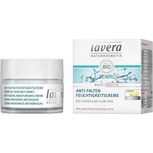Crema antirid hidratanta cu coenzima Q10 50ml - Lavera