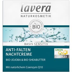 Crema antirid pentru noapte cu coenzima Q10 50ml - Lavera