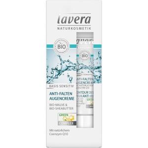 Crema antirid pentru ochi cu coenzima Q10 15ml - Lavera