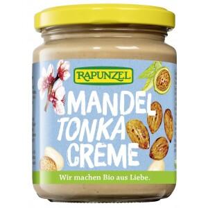 Crema bio de Migdale si Tonka 250g - Rapunzel