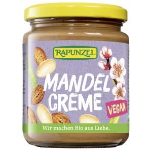 Crema bio de migdale Vegan 250g - Rapunzel
