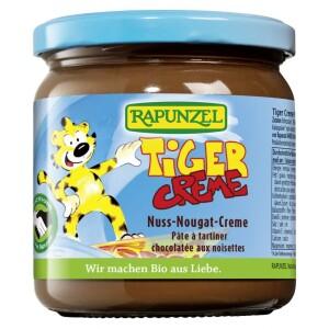 Crema bio de nuca Nougat Tiger 400g 400g - Rapunzel