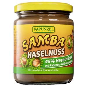 Crema Samba alune si ciocolata 250g - Rapunzel