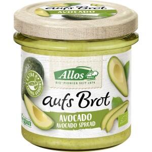 Crema tartinabila din avocado FARA GLUTEN 140g - Allos