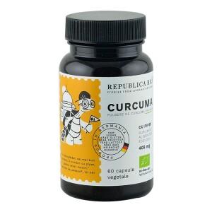 Curcuma bio 30g - Republica bio