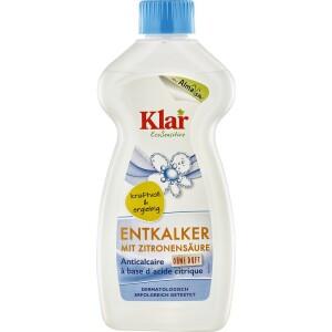 Decalcificator cu acid citric 500g - Klar