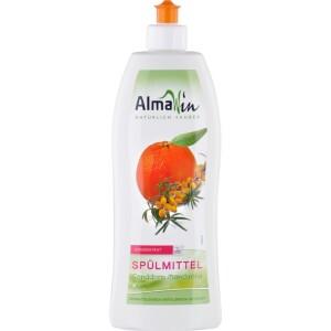 Detergent de vase concentrat cu catina si mandarine eco 500ml - AlmaWin