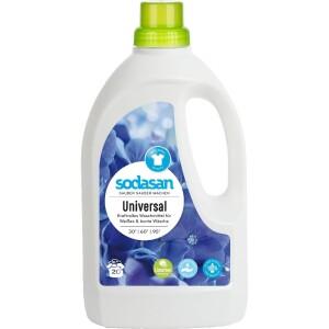 Detergent lichid bio universal cu limeta 1.5L - Sodasan