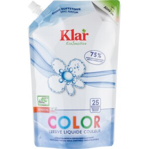 Detergent lichid pentru rufe colorate ecologic 1