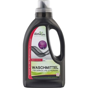Detergent lichid pentru rufe negre 750ml - AlmaWin