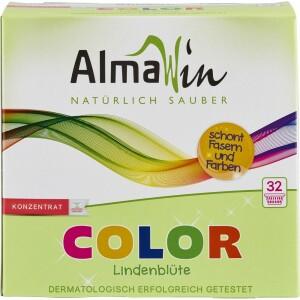 Detergent pudra pentru rufe colorate natural 1kg - AlmaWin