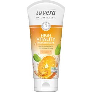 Gel de dus High Vitality 200ml - Lavera
