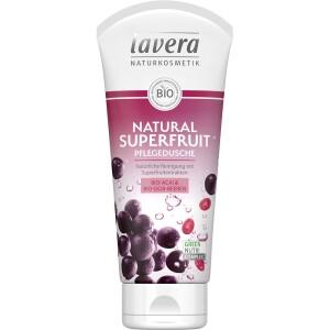 Gel de dus Natural Superfruit 200ml - Lavera