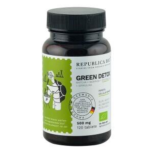 Green Detox bio 60g - Republica bio