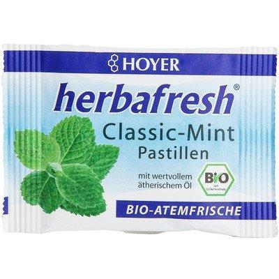 Herbafresh clasic pastile respiratie proaspata cu menta eco 17g