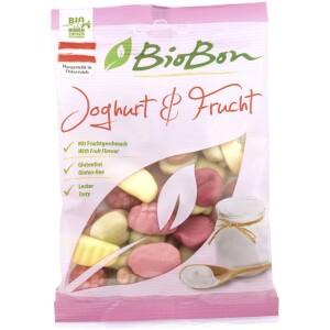 Jeleuri bio cu iaurt si fructe 100g - BioBon