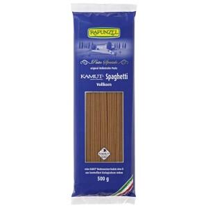 Kamut Spaghetti integrale 500g - Rapunzel