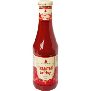 Ketchup bio din tomate ecologice 500ml - Zwergenwiese