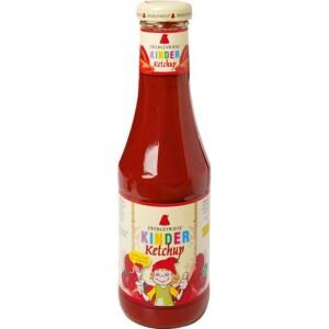 Ketchup pentru copii cu indulcitor din mere 560g - Zwergenwiese
