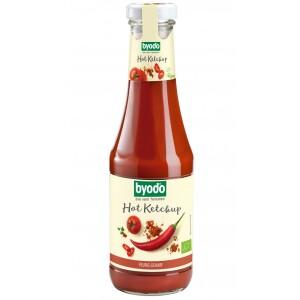 Ketchup picant bio 500ml - Byodo