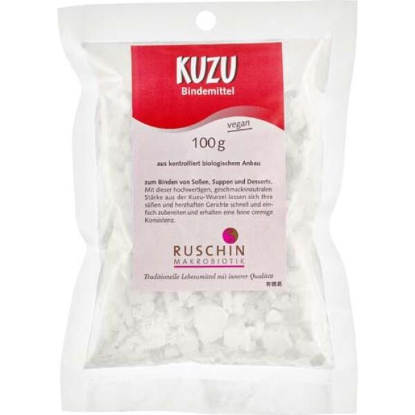 Kuzu amidon bio 100g - Ruschin