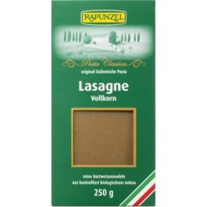 Lasagne integrala bio 250g - Rapunzel