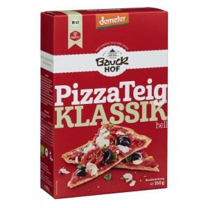 Mix de faina pentru pizza Klassik bio DEMETER 350g - Bauck Hof