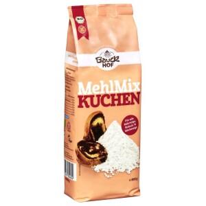 Mix de faina pentru prajituri ecologica fara gluten 800g - Bauck Hof