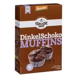 Mix din spelta pentru Muffins cu ciocolata Demeter 300g - Bauck Hof