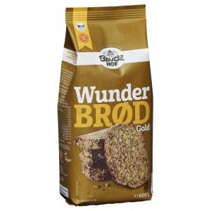 Mix pentru paine cu turmeric bio FARA GLUTEN 600g - Bauck Hof