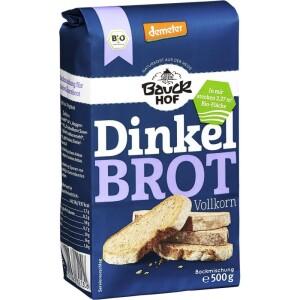 Mix pentru paine integrala din spelta 500g - Bauck Hof