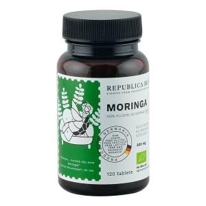 Moringa bio 60g - Republica bio