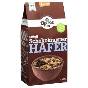 Musli cu ovaz si ciocolata ecologic 425g - Bauck Hof