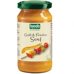Mustar fara gluten 200ml - Byodo