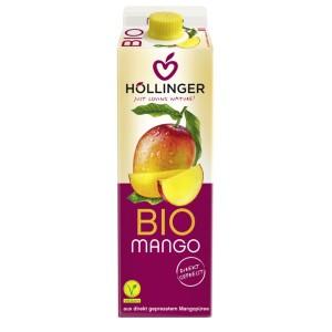 Nectar de mango din presare directa 1l - Hollinger