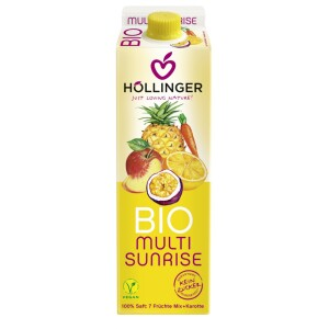 Nectar multifruct Sunrise 1l - Hollinger