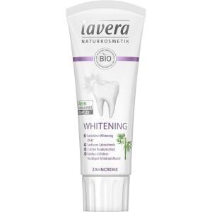 Pasta de dinti pentru albire cu fluor 75ml - Lavera