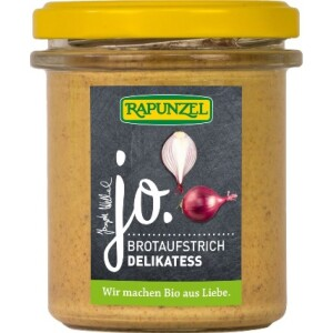Pasta tartinabila JO Delikatess 140g - Rapunzel