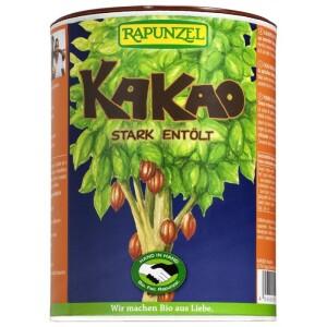Pudra de cacao degresata bio 250g - Rapunzel