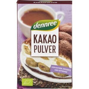 Pudra de cacao slab degresata 150g - Dennree