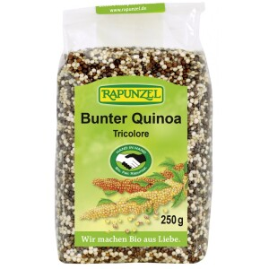 Quinoa colorata bio 250g - Rapunzel